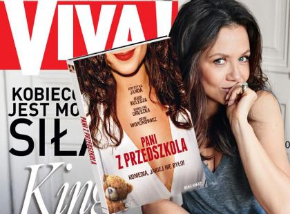 """Premiera! Film """"Pani z przedszkola"""" w sprzedaży z magazynem Viva!"""