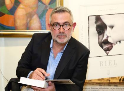 """Premiera książki """"Biel. Notatki z Afryki"""""""