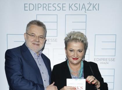 """Premiera książki """"Seks teoria i praktyka"""" Hanny Bakuły i profesora Zbigniewa Izdebskiego"""