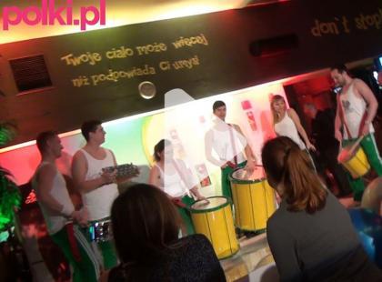 Premiera nowej linii kosmetyków w klubie Ewy Chodakowskiej [video]