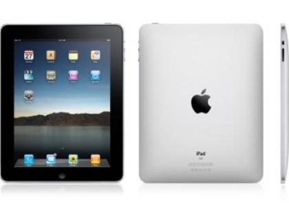 Premiera tabletu iPad Apple'a