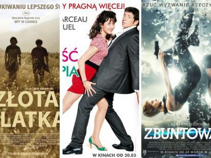 Premiery kinowe na pierwszy wiosenny weekend