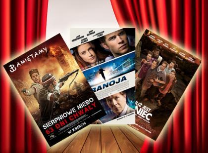 Premiery kinowe tygodnia