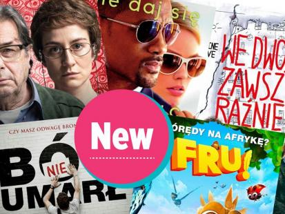 Premiery kinowe tygodnia: aż 10 nowych filmów!