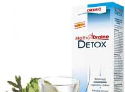 Preparat do usuwania toksyn z organizmu