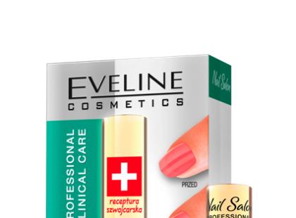 Preparat wzmacniająco-nabłyszczający o przedłużonym działaniu 3 w 1 - Eveline Cosmetics