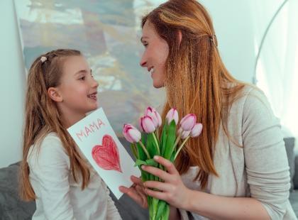 Prezent na Dzień Matki – własnoręcznie robiony ucieszy najbardziej!