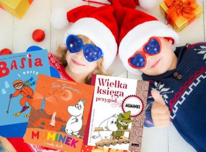 Prezenty do czytania dla dzieci i młodzieży