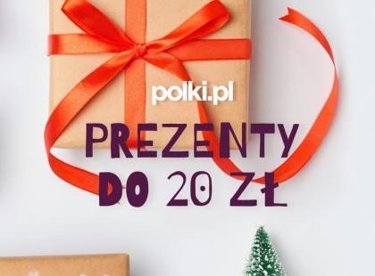 Prezenty mikołajkowe do 20 zł