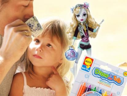 Prezenty na Dzień Kobiet dla... małej kobietki