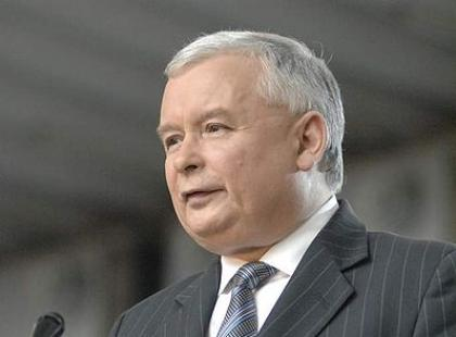Prezes Kaczyński obala legendy