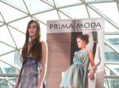 Prima Moda sponsorem konkursu Oskary Fashion