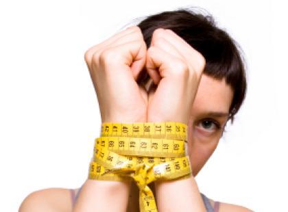 Problem z anoreksją