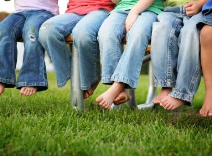 Problemy ortopedyczne u dzieci