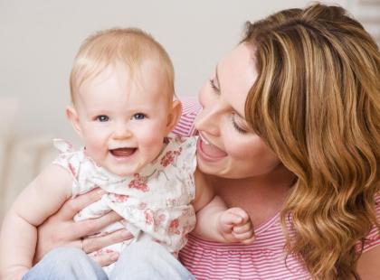 Problemy ze skórą u niemowlęcia