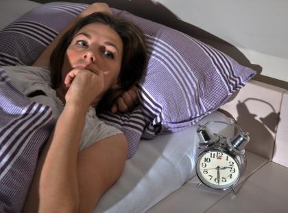 Problemy ze snem oznaką Alzheimera