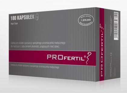PROfertil – dla mężczyzn z zaburzeniami płodności