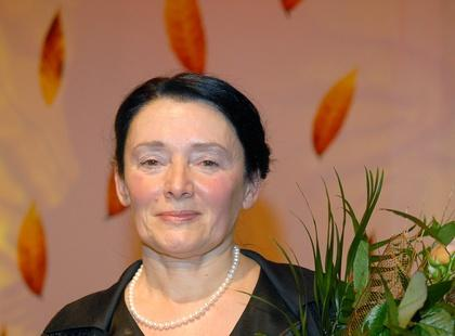 Profesor Alicja Chybicka Kobietą Roku 2008