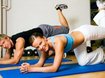Program ćwiczeń dla ciebie i dla niego