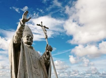 """""""Promieniowanie Ojcostwa"""" – już 14 października obchodzimy XVIII Dzień Papieski!"""