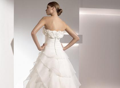 Pronovias suknie ślubne 2010