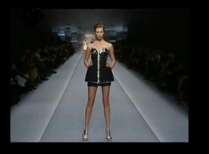 Propozycja na sezon wiosna/lato 2010 - Karl Lagerfeld