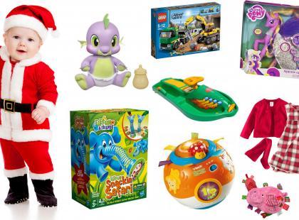 Propozycje prezentów świątecznych dla dzieci