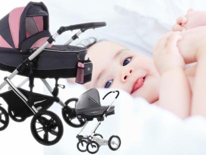 Propozycje wózków dla malucha
