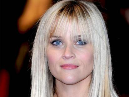 Prosta fryzura Reese Witherspoon