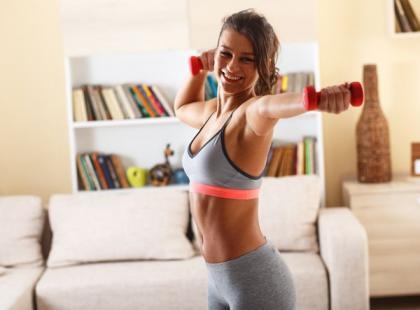 Proste ćwiczenia na dzień dobry