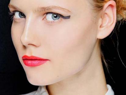 Prosty makijaż odmładzający