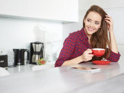 Prosty sposób na urządzenie małej kuchni