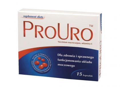 ProUro – suplement diety z wit. C