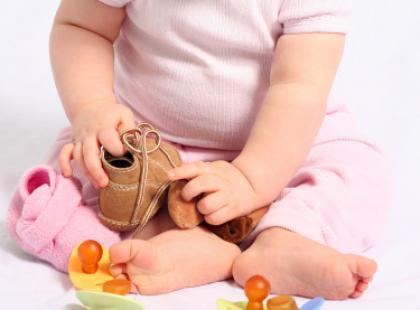 Przebieg prawidłowego rozwoju dziecka w pierwszym roku życia