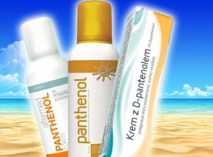 Przegląd 5 preparatów na oparzenia słoneczne