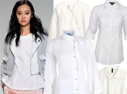 Przegląd białych koszul na maturę i egzaminy