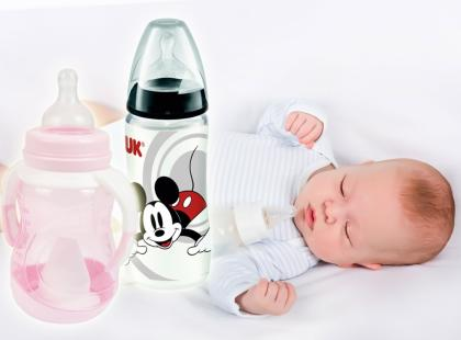 Przegląd butelek dla półrocznych maluchów