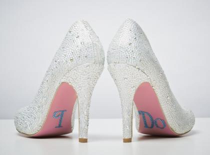 Przegląd butów ślubnych 2014