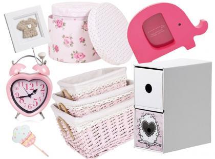 Przegląd dodatków do pokoju dla dziewczynki
