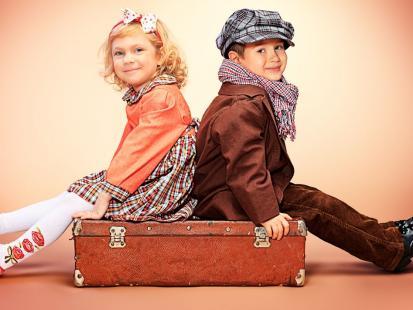 Przegląd kolekcji ubrań dziecięcych na wiosnę i lato 2014!