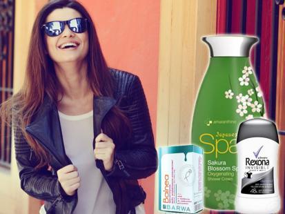 Przegląd kosmetyków dla aktywnych kobiet na wiosnę