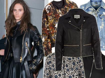 Przegląd modnych kurtek na przełom sezonów
