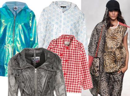 Przegląd modnych płaszczy przeciwdeszczowych