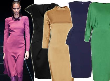 Przegląd modnych sukienek koktajlowych z sieciówek