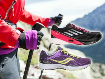 Przegląd najlepszych butów do nordic walking