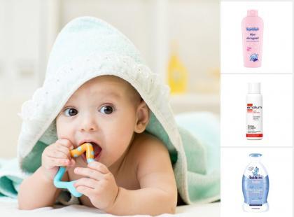 Przegląd najlepszych płynów do kąpieli dla niemowląt