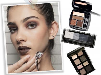 Przegląd paletek cieni do smoky eyes. Tymi kosmetykami zrobisz przydymiony makijaż oczu!