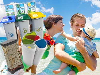 Przegląd pojemników na śmieci