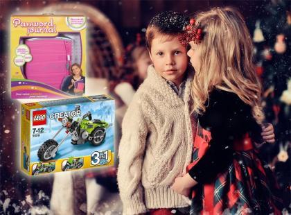 Przegląd prezentów na Mikołajki dla dziecka
