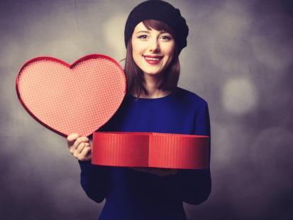 Przegląd prezentów na Walentynki 2015